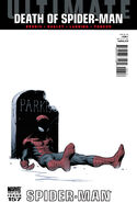 Ultimate Spider-Man Vol 1 157 McGuinness Variant