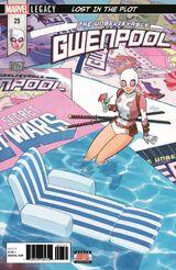 Unbelievable Gwenpool Vol 1 25