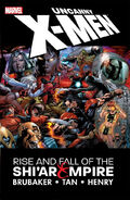 Uncanny X-Men Rise and Fall of the Shi'ar Empire TPB Vol 1 1