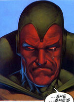 Vision (Earth-9511) from The Last Avengers Story Vol 1 2 0001