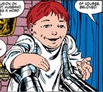 Warlord's Son (Earth-6311) from Fantastic Four Vol 1 272