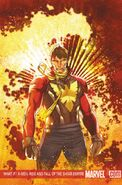 What If? X-Men - Rise and Fall of the Shi'ar Empire Vol 1 1 Solicit