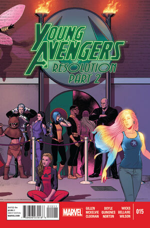 Young Avengers Vol 2 15