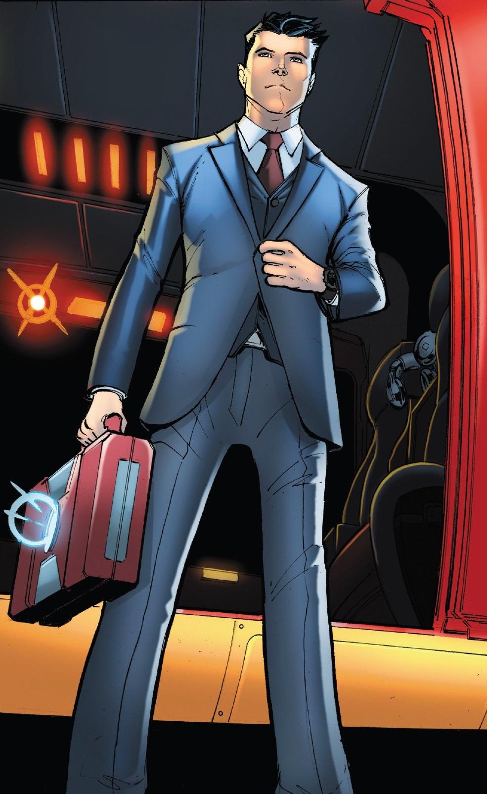 Arno Stark (Earth-616) | Marvel Database | FANDOM powered by