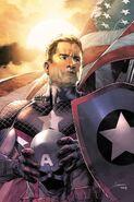 Captain America Steve Rogers Vol 1 7 Anacleto Variant Textless