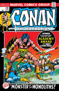 Conan the Barbarian Vol 1 21