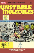 Fantastic Four Unstable Molecules Vol 1 2