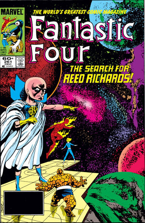 Fantastic Four Vol 1 261