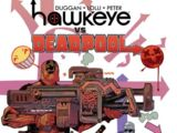Hawkeye vs. Deadpool Vol 1 1