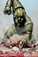 Iron Man Titanium Vol 1 1 Textless