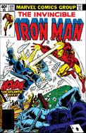 Iron Man Vol 1 124