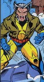 James Howlett (Earth-38171) from X-Men Adventures Vol 1 13 0001