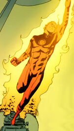 Jonathan Storm (Earth-81122) from Ultimate Fantastic Four X-Men Vol 1 1 002