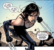Laura Kinney (Earth-616) from Avengers Academy Vol 1 33 0001