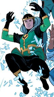 Loki Laufeyson (Ikol) (Earth-616) from Young Avengers Vol 2 9 001