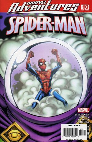 Marvel Adventures Spider-Man Vol 1 10