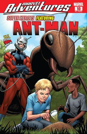Marvel Adventures Super Heroes Vol 1 10