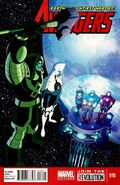 Marvel Universe Avengers - Earth's Mightiest Heroes Vol 1 16