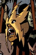 Maxwell Dillon (Earth-11080) from Marvel Universe Vs. The Punisher Vol 1 1 001