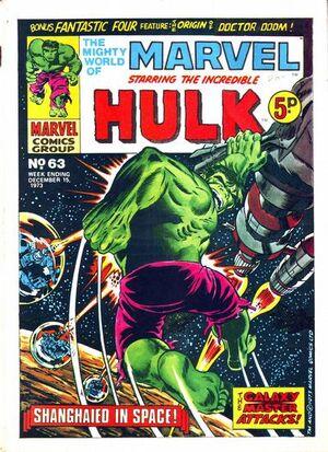 Mighty World of Marvel Vol 1 63
