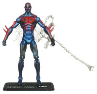 Miguel O'Hara (Earth-928) from Marvel Universe (Toys) Series 3 Wave XII 0001