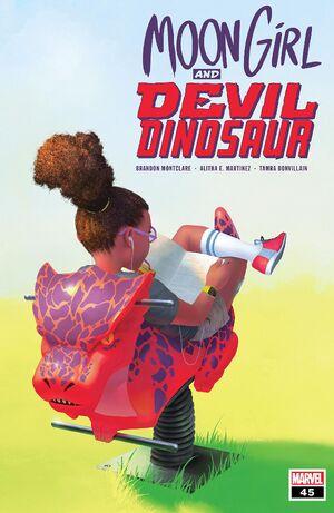 Moon Girl and Devil Dinosaur Vol 1 45