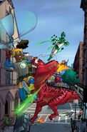 Moon Girl and Devil Dinosaur Vol 1 9 Textless