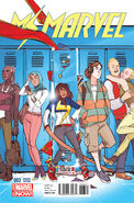 Ms. Marvel Vol 3 3 Wu Variant