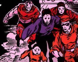 Mutant Underground Support Engine (Earth-928) X-Men 2099 Vol 1 13