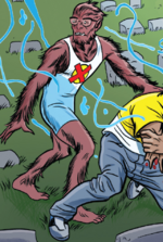 Myles Alfred (Earth-616) from Giant-Size X-Statix Vol 1 1 001