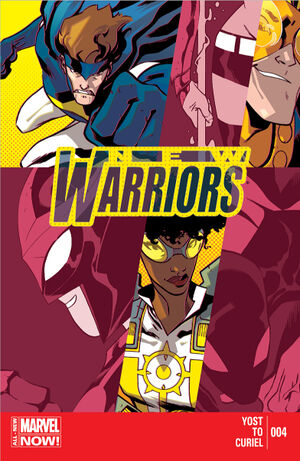 New Warriors Vol 5 4