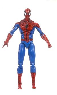 Peter Parker (Earth-616) from Marvel Universe (Toys) Comic Packs Series 1 (Secret Wars 25th Anniversary) 0001