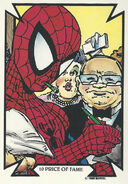 Peter Parker (Earth-616) from Todd Macfarlane (Trading Cards) 0003