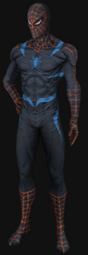 Peter Parker (Earth-TRN579) from Spider-Man Shattered Dimensions 007
