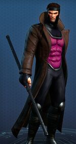 Remy LeBeau (Earth-TRN258) from Marvel Heroes (video game) 001