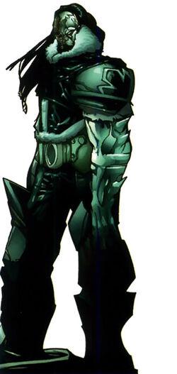 Richard Palance (Earth-616) from X-Men Messiah Complex - Mutant Files Vol 1 1 0001