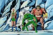 Savage Land Mutates (Earth-92131) from X-Men The Animated Series Season 2 13 001