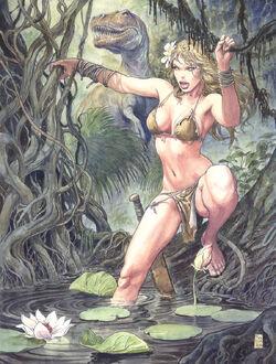 Savage Wolverine Vol 1 2 Milo Manara Variant
