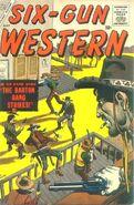 Six-Gun Western Vol 1 3