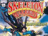 Skeleton Warriors Vol 1 3