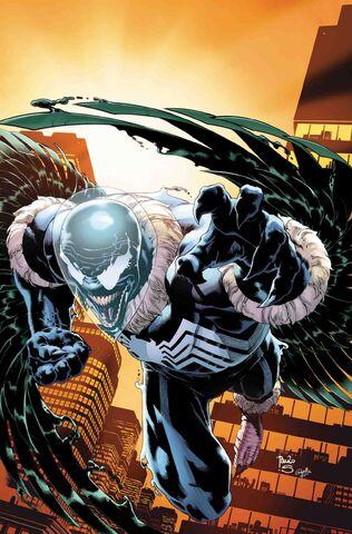 File:Spider-Gwen Vol 2 24 Venomized Vulture Variant Textless.jpg