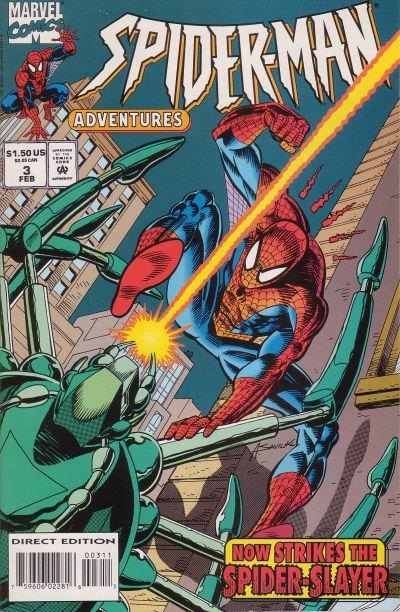 Spider-Man Adventures Vol 1 3