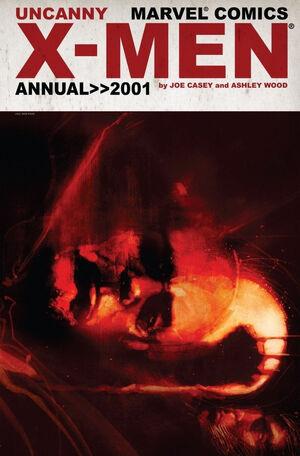 The Uncanny X-Men Annual Vol 1 25