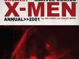 Uncanny X-Men Annual Vol 1 2001