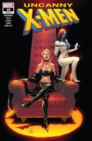Uncanny X-Men Vol 5 18