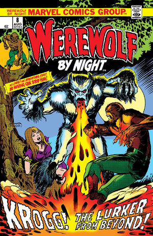 Werewolf by Night Vol 1 8