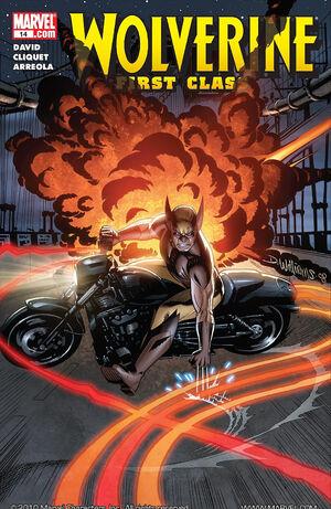 Wolverine First Class Vol 1 14