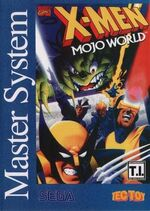 X-Men 3 Mojo World
