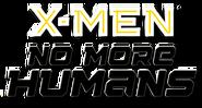 X-Men No More Humans (2014) logo (1)
