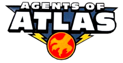 Agents of Atlas (2006) Logo